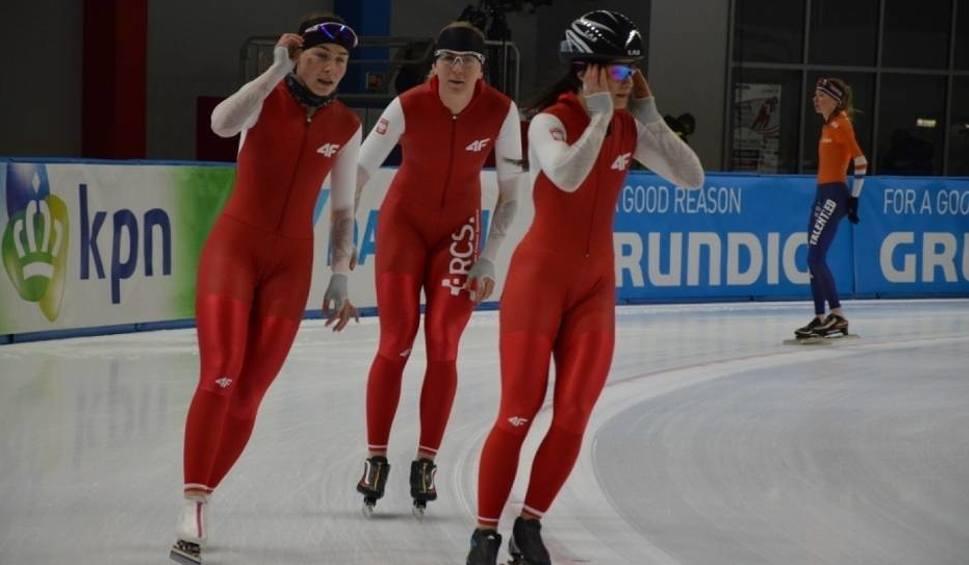 Film do artykułu: Łyżwiarstwo szybkie. Polacy w czołowej dziesiątce w Pucharze Świata w Tomaszowie Mazowieckim