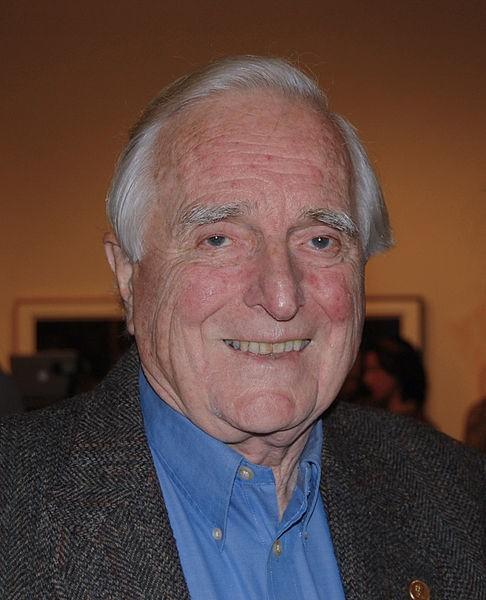 Douglas Engelbart w 2008 roku