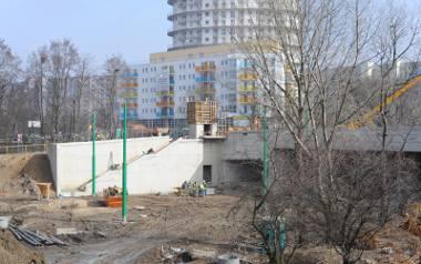 Do wypadku doszło podczas budowy trasy tramwajowej na Franowo