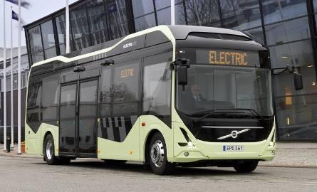 Taki w pełni elektryczny autobus volvo electric  jeździł w ub. roku przez 10 dni we Wrocławiu na pokazowej linii. Czy za dwa lata pojawi się u nas kilkadziesiąt