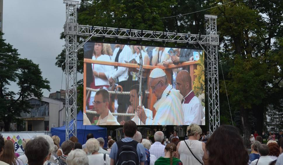 Film do artykułu: Papież w Częstochowie: Miasto podliczyło koszty wizyty papieża Franciszka