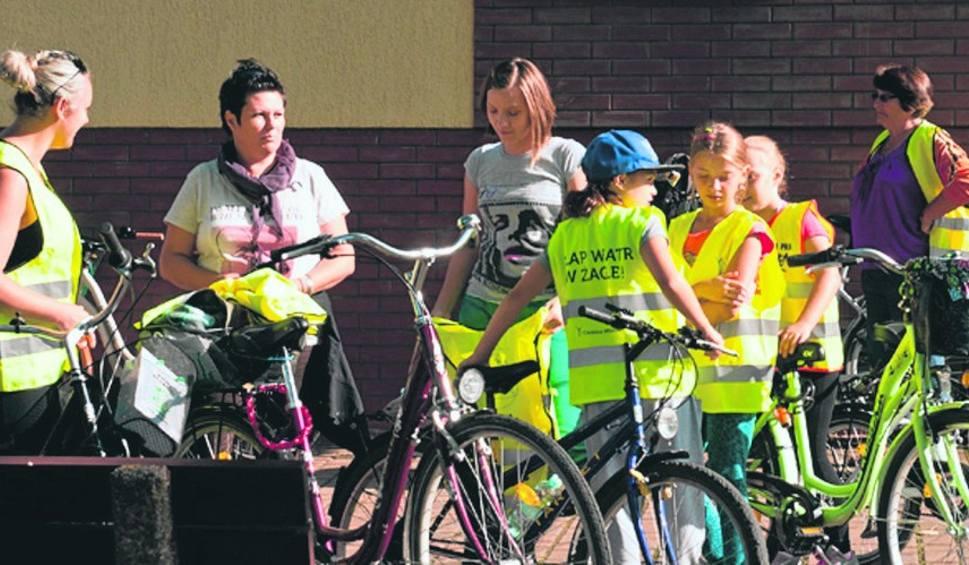 Film do artykułu: Poznaj gminę Kalisz Pomorski  na rowerze i wygraj... rower