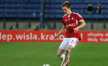W sezonie 2013/2014 Michał Nalepa występował w ekstraklasie w barwach Wisły Kraków