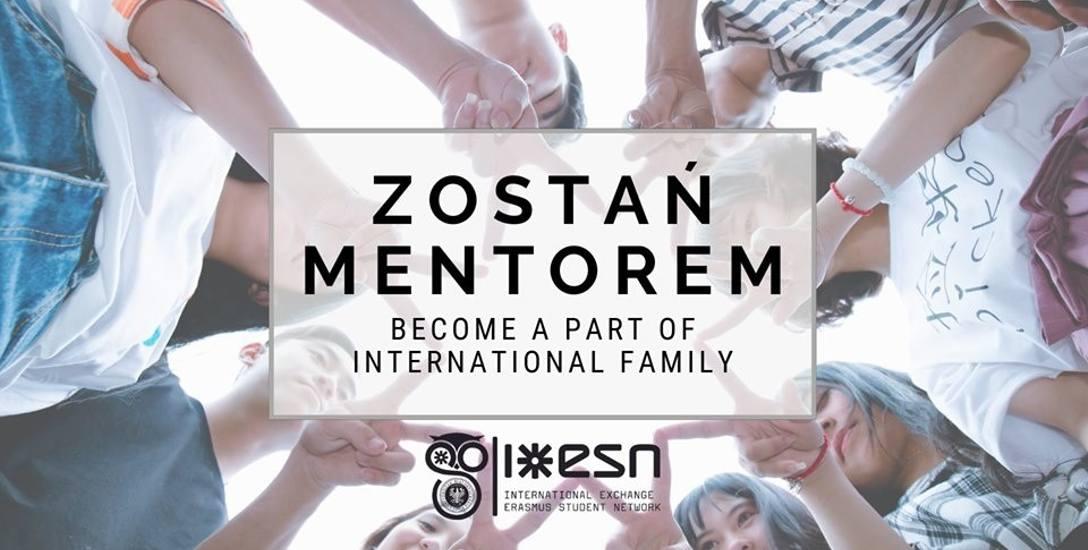Rekrutacja nowych mentorów zagranicznych studentów właśnie trwa, można się zgłaszać do końca sierpnia