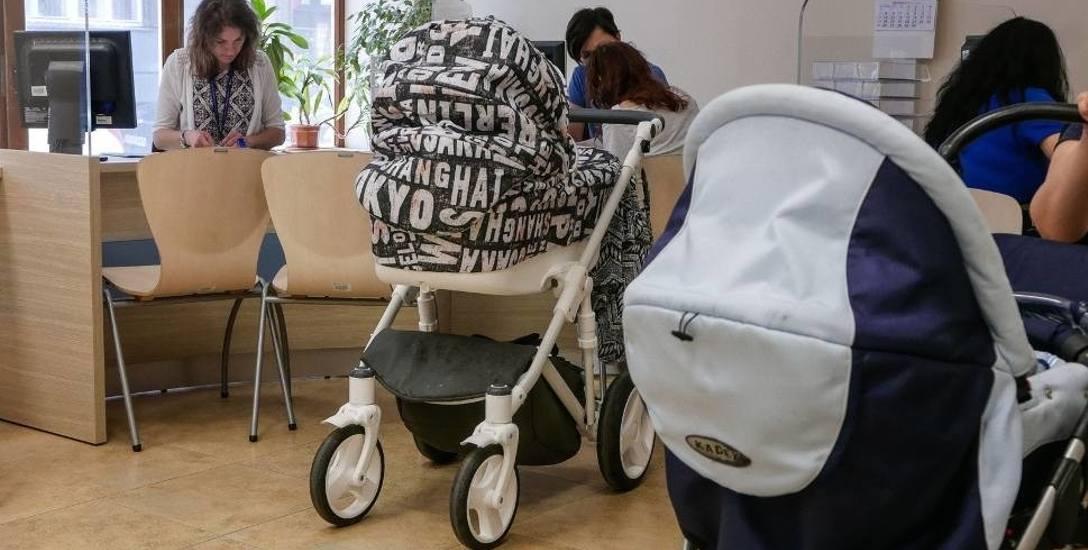 Rekordowa rodzina ze Skierniewic pobiera z MOPR 8 tys. zł miesięcznie