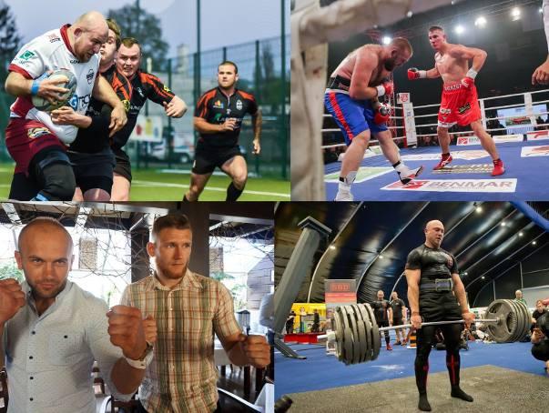 Jak się okazuje, silnych mężczyzn w naszym regionie nie brakuje. Strongmani, siłacze, sportowcy, fighterzy, trenerzy personalni, a nawet celebryci. Zebraliśmy