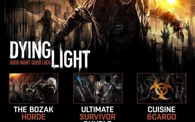 Dying Light: Trzy dodatki zapowiedziane