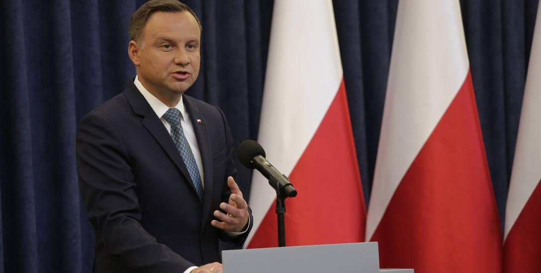 Politolog prof. Jarosław Nocoń sugeruje, że w lipcu prezydent Duda zawetował dwie ustawy o sądach pod wpływem Kościoła.