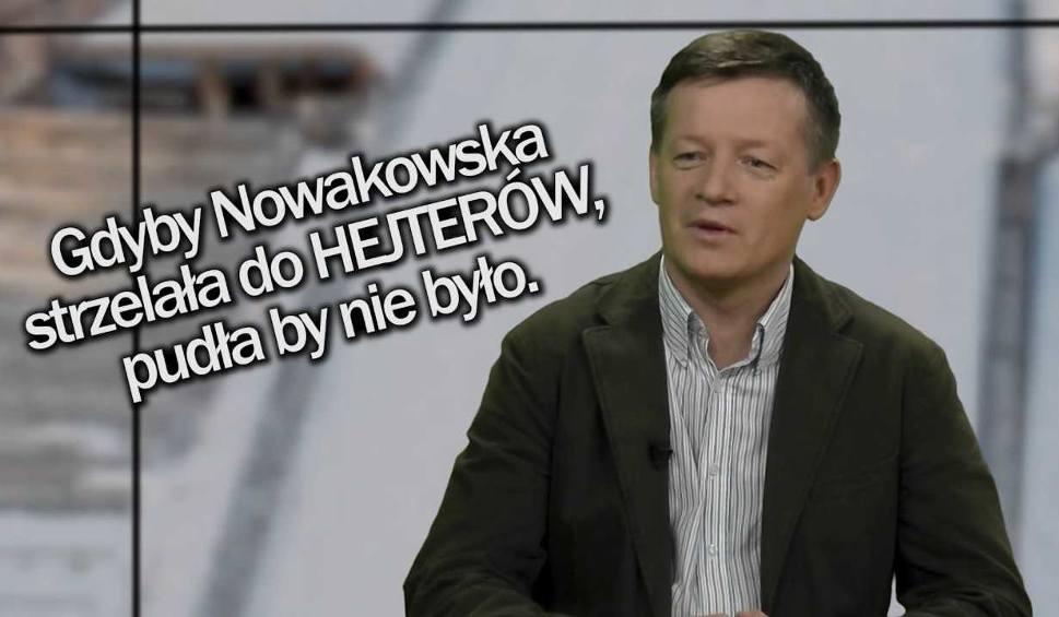 """Film do artykułu: Magazyn Sportowy24. """"Gdyby Nowakowska strzelała do hejterów, pudła by nie było"""""""