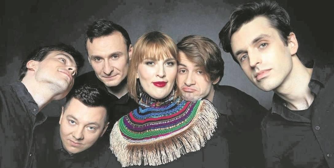 Kapela Hanki Wójciak zaśpiewa swoje nowe piosenki 30 listopada w Nowohuckim Centrum Kultury