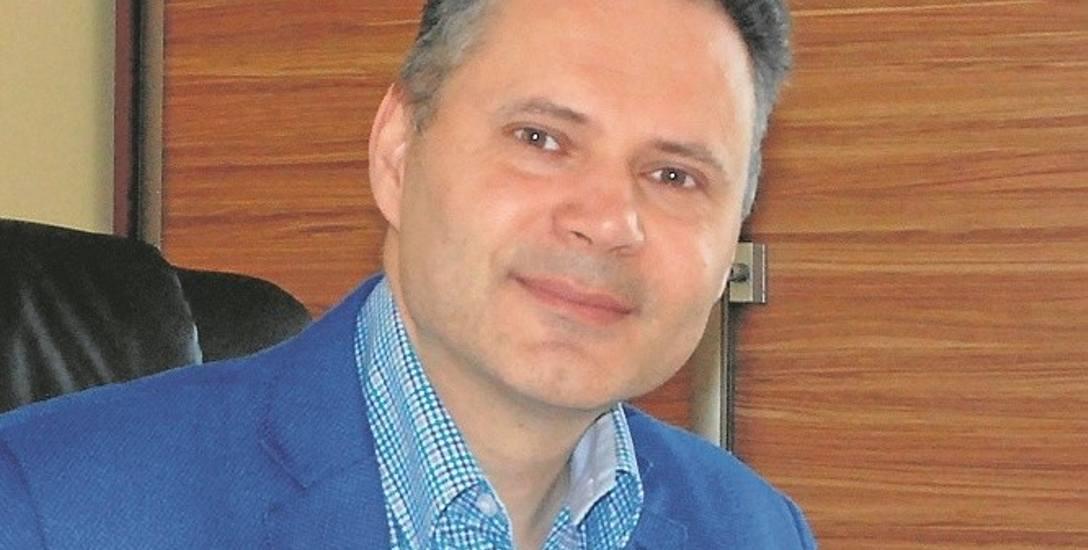 Ryszard Huryn jest prezesem Firmy Kosmetycznej Loton w Słupsku od lutego 2017 roku