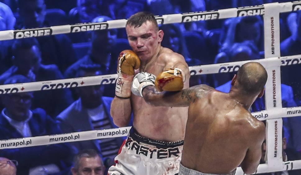 Film do artykułu: Walka Dorticos - Masternak. Polak przegrał na punkty, choć walczył dzielnie