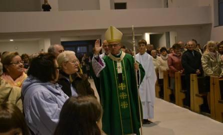 W nowym kościele w Rybniku będą coniedzielne msze. Biskup dał błogosławieństwo