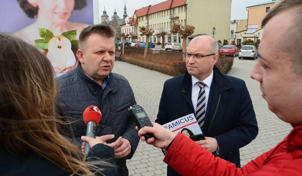 Film do artykułu: Konferencja prasowa o profilaktyce nowotworowej kobiet w powiecie opatowskim