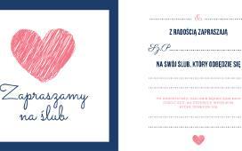 Zaproszenia ślubne Inspiracje Wzory Online Do Pobrania Za Darmo