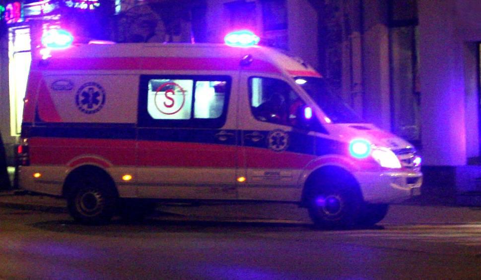 Film do artykułu: Śmiertelne potrącenie w miejscowości Krzyż w powiecie kazimierskim