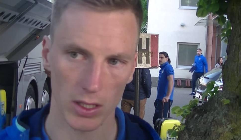 Film do artykułu: Tadeusz Socha po meczu Pogoń - Arka: Nie czuliśmy się słabszym zespołem [WIDEO]