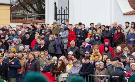 Narodowe Święto Niepodległości w Białymstoku 2019. Mieszkańcy świętują rocznicę odzyskania wolności (ZDJĘCIA)