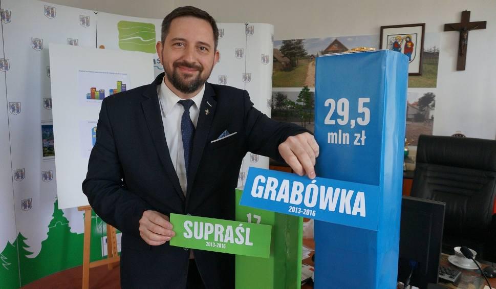 Film do artykułu: Burmistrz Radosław Dobrowolski przekonywał, że wszystkich traktuje równo. Przeciwników nie przekonał