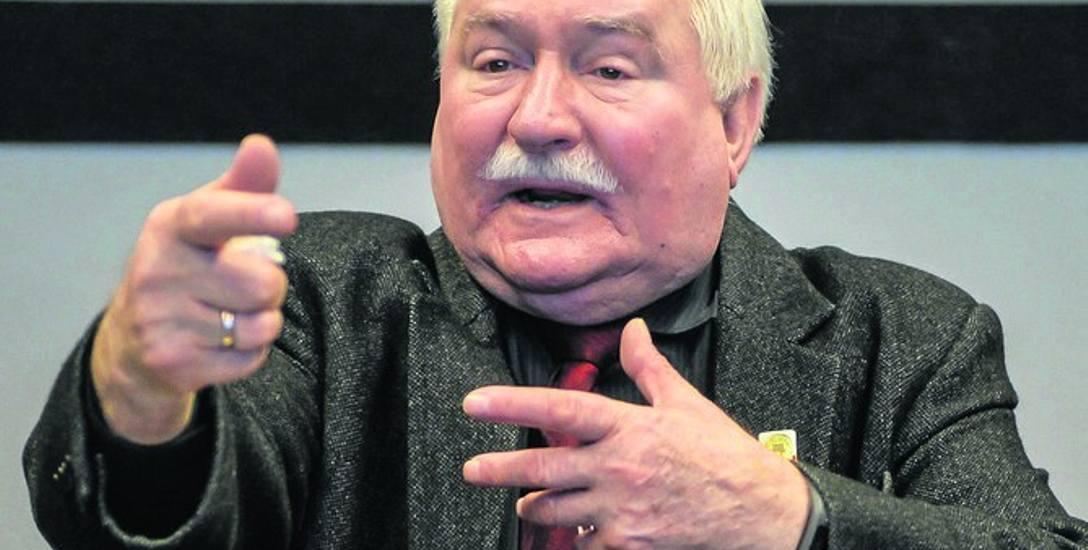 Lech Wałęsa: Łatwo dziś być bohaterem