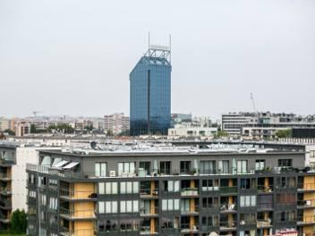 W Krakowie dominuje w większości niska zabudowa. Jeśli kiedyś zaczną pojawiać się wieżowce, to w dalszej przyszłości