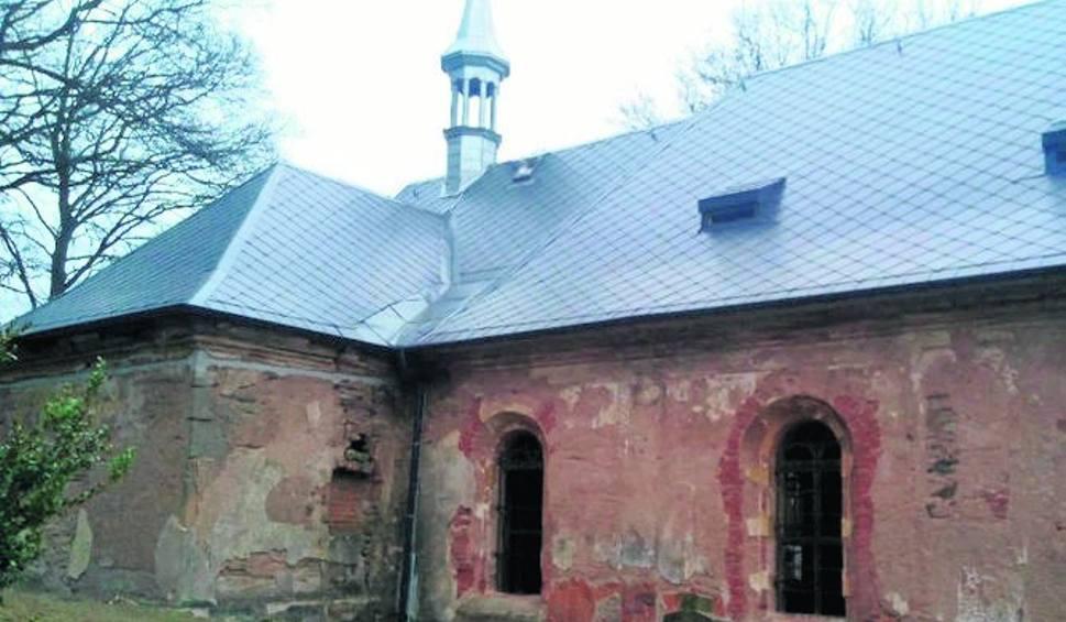 Film do artykułu: Czechy. Kościół św. Jerzego w Lukovej straszył... Do czasu, aż pojawił się w nim dobry duch