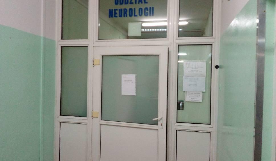 Film do artykułu: Wstrzymane przyjęcia na Oddział Neurologii w Ostrowcu. Rozpoczął się remont