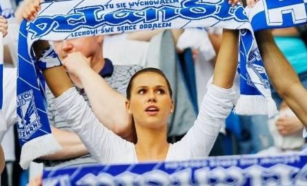 Podczas meczów Lecha Poznań na trybunach można spotkać piękne fanki. Zobaczcie zdjęcia i przekonajcie się, że dla nich także warto przychodzić na Bułgarską!SPRAWDŹ