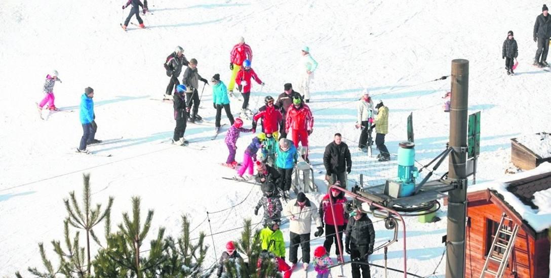 Nie wiadomo, czy w tym sezonie narciarze pojawią się na stoku w Bytomiu