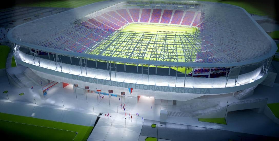 Nowy stadion Pogoni: Projekt skończą jednak szczecinianie