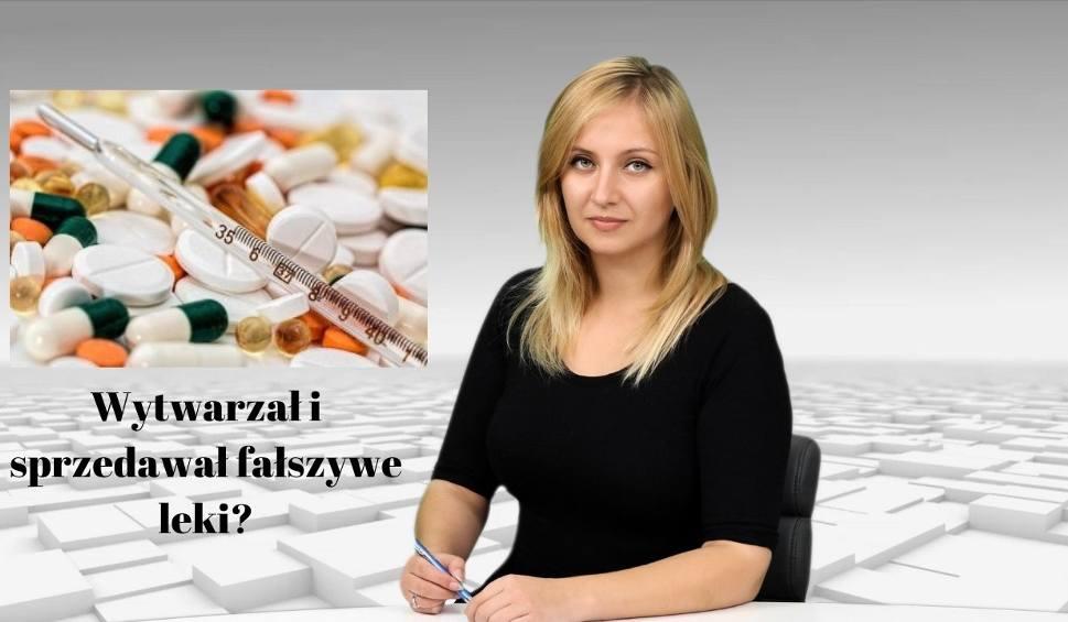 Film do artykułu: WIADOMOŚCI ECHO DNIA. Nielegalna fabryka leków w Świętokrzyskiem