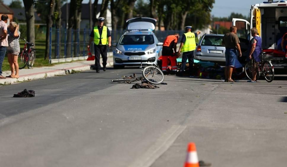 Film do artykułu: Wypadki w weekend na drogach powiatu stalowowolskiego