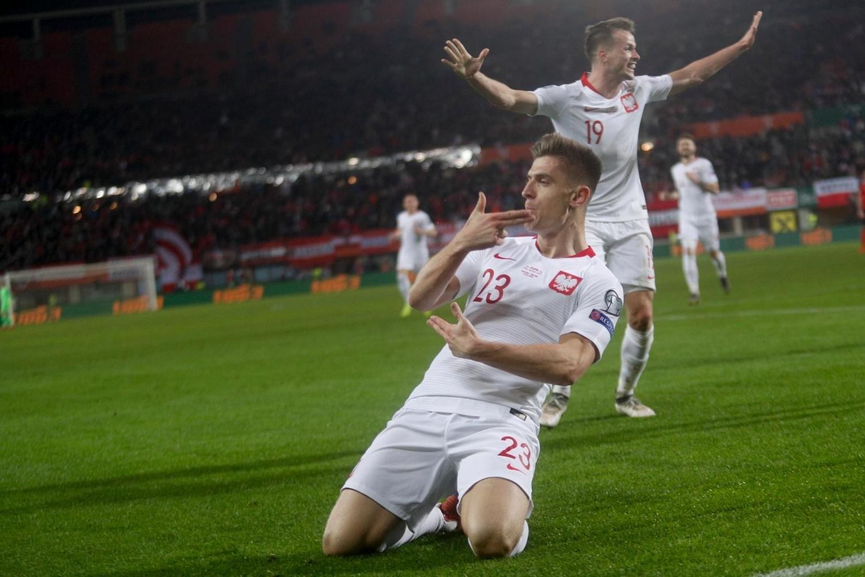 Piątek wszedł i załatwił Austrię. Pierwsza wygrana Brzęczka