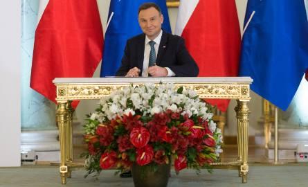Prezydent Andrzej Duda podpisał ustawę zwiększającą wydatki na obronność
