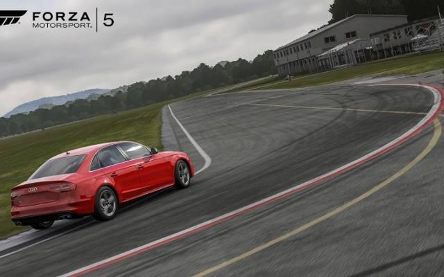 Forza Motorsport 5: Tor testowy Top Gear i Jeremy Clarkson w tle (wideo)