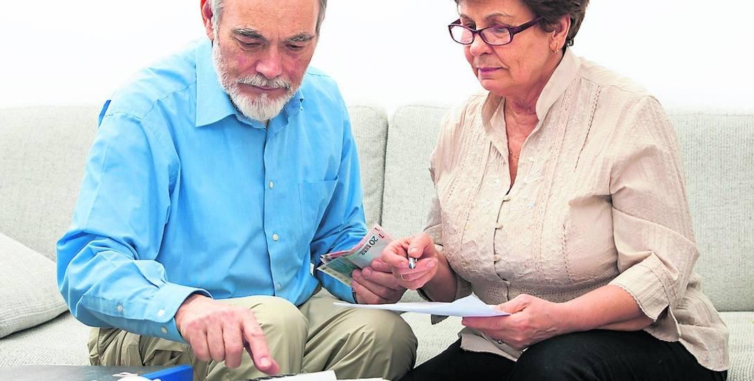 Tysiące mieszkańców Pomorza dostało emerytury niższe niż minimalna