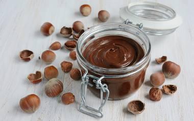 Domowa nutella. Zdrowsza wersja kremu czekoladowego.