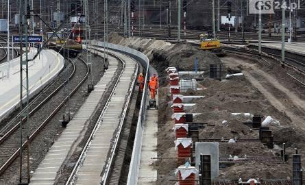 Co słychać na przebudowie dworca PKP w Szczecinie? [ZDJĘCIA]