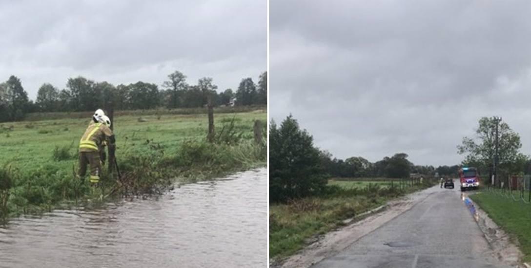 Podczas ostatniego zalania drogi z Żarowa do Lubowa trzeba było wzywać na pomoc straż.  Problem drogi do tej wsi wiele razy pojawiał się na sesjach gminy,
