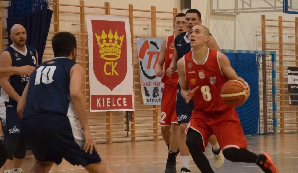 Film do artykułu: Piętnaste zwycięstwo koszykarzy AZS UJK Kielce