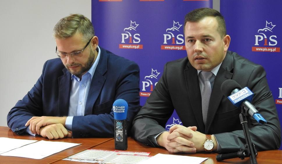 Film do artykułu: Prawo i Sprawiedliwość w Białymstoku chce spotkać się z mieszkańcami (zdjęcia, wideo)