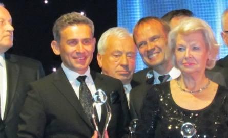 Dr n. med. Robert Gajda uhonorowany laurem VIP 2013