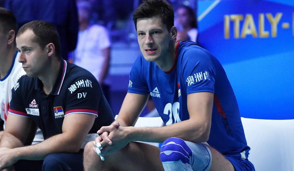 Film do artykułu: Srecko Lisinac, zawodnik Trentino Volley: Bardzo się cieszę, że znowu mam okazję zagrać w Polsce