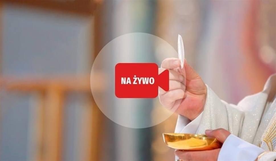 Film do artykułu: W Kołobrzegu transmitowano mszę świętą na żywo
