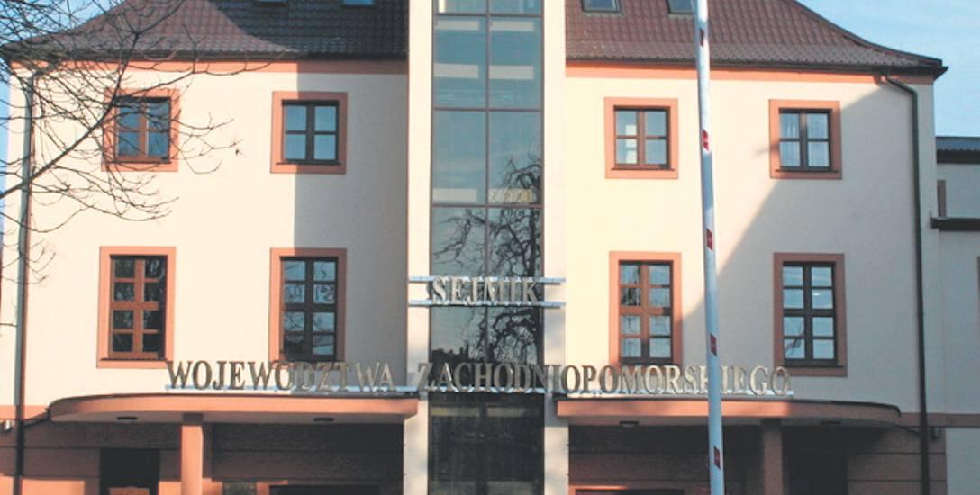 Siedziba Sejmiku Województwa Zachodniopomorskiego w Szczecinie