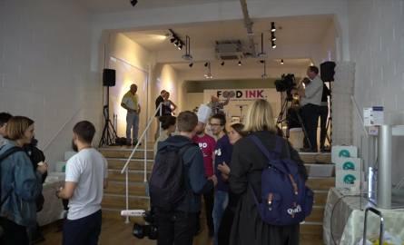 Pierwsza na świecie restauracja 3D została owarta w Londynie [WIDEO]