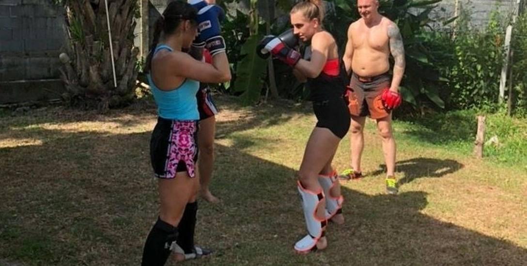 Iwona Nieroda-Zdziebko jest bardzo zadowolona po trzech tygodni treningów w Tajlandii
