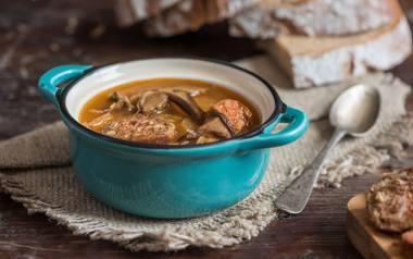 Kwaśnica to rozgrzewająca, pożywna zupa.
