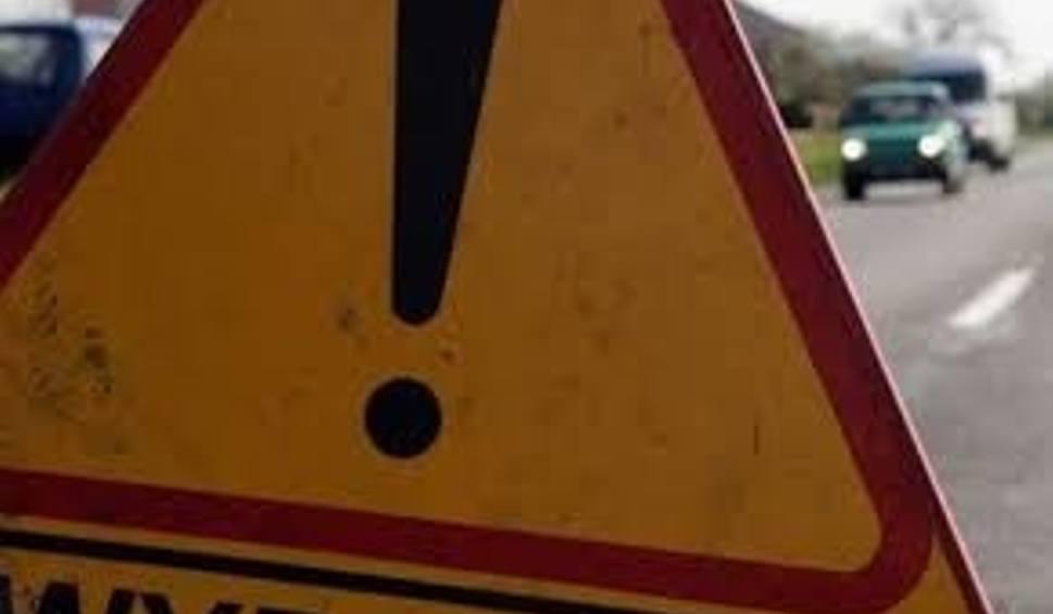 Film do artykułu: Wypadek pod Trzebiatowem. Cztery osoby zostały ranne