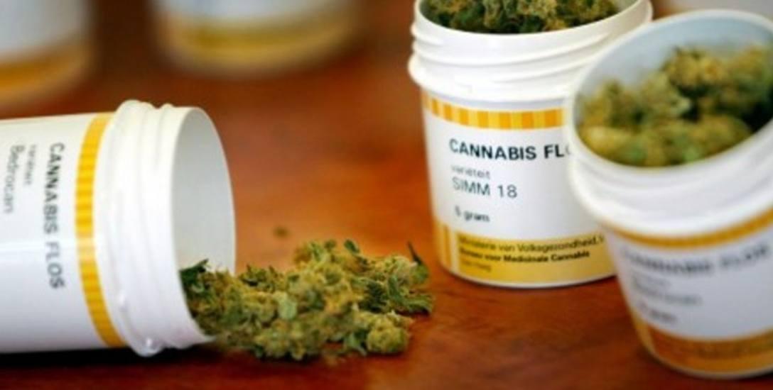 Marihuana jest legalna. W lekach